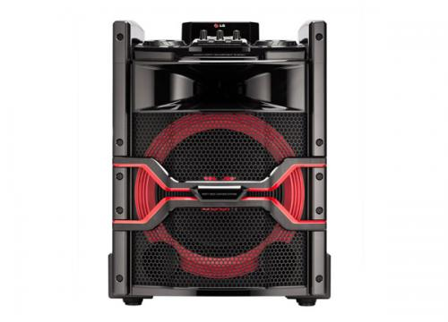 LG 300W Home Audio System with Auto DJ
