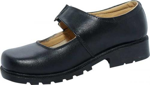Open Style Hard Sole School Shoe (SS-M730) -Available Different Size