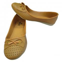 Shikhar Brand Ladies Leather Shoe- (SS-545)