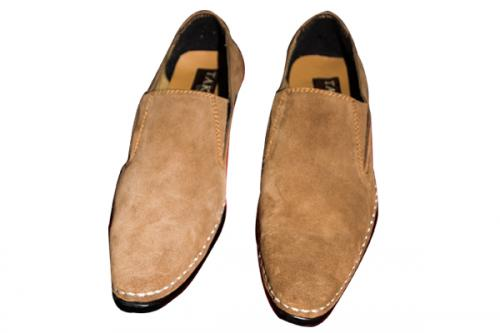 Brown Wash Party Shoe (TK-PRT-015)