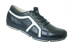 Black Casual Shoe (SS-M3966)