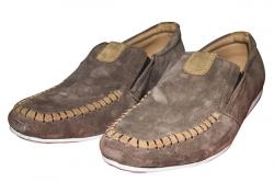 Brown Shawer Casual Shoe (TK-PRT-013)
