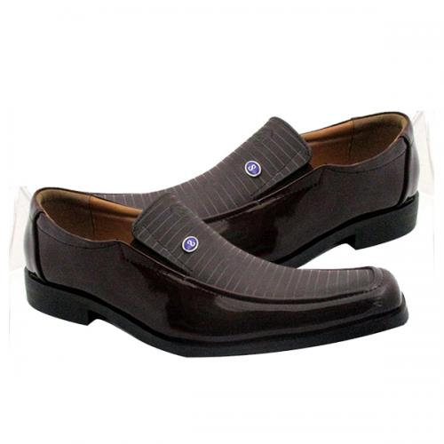 Comfortable Brown Formal Shoes for Men - (SS-010)