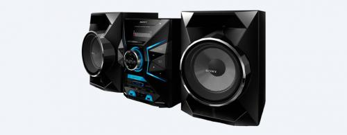 Sony MHC GZX33D High Power Home Audio System with Bluetooth - (MHC-GZX33D)