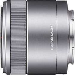 Sony 30mm f/3.5 Macro Lens for Alpha NEX Cameras - (SEL-30M35)