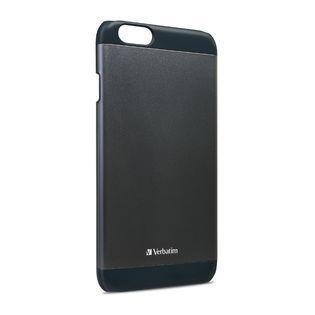 Verbatim iPhone 6 Aluminium Case - Grey, Gold, Silver