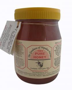 Chiuri Honey With Plastic Jar (1000g) - (BK-001)