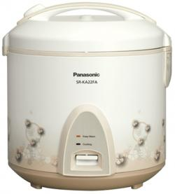 Panasonic Rice cooker (SR KA22FA) - warmer