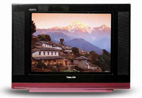 Yasuda color TV (YS-VF21) - Vento flat
