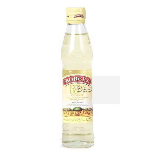 Borges Olive Oil Extra Light (Glass) - 250ml