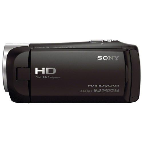 Sony HDR-CX405 HD Handycam - (HDR-CX405)
