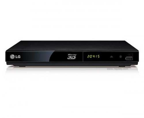 LG Blu Ray DVD Player (BP-325) - 2.1 Ch
