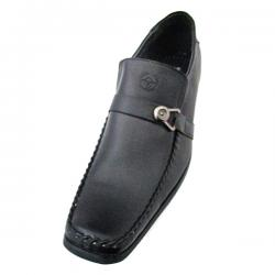 Black Fashionable Formal Shoes for Men - (SS-008)