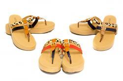 Octavia Thick Soled Flat Sandal - (SAH-016)