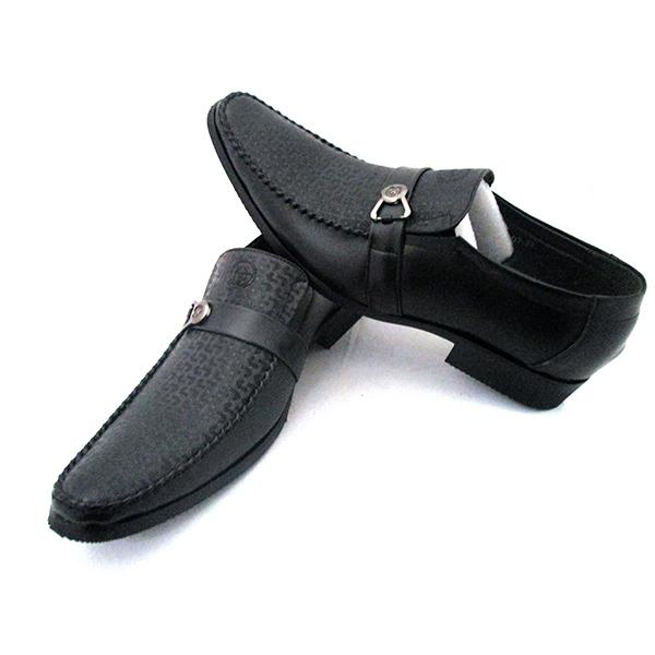 Stylish Black Formal Shoes for Men - (SS-006)
