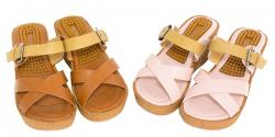 Liaria Ladies Wedge Sandal - (SAH-014)