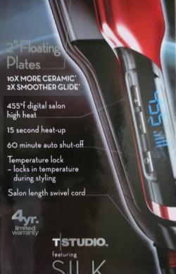 Remington Hair Straightener (BI-HS-003)