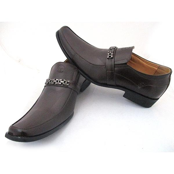Stylish Brown Party Shoe for Men - (SS-001)