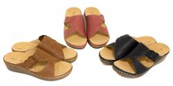 Lida Ladies Wedge Sandal - (SAH-012)