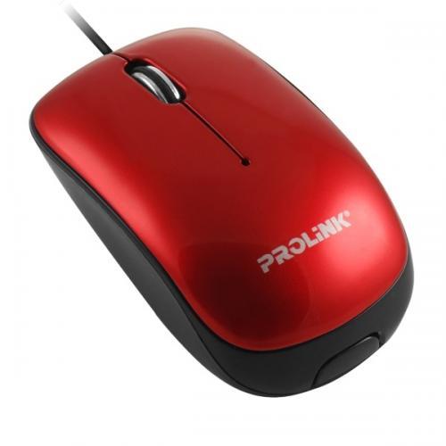 Prolink USB Retractable Optical Mouse (PMR3001)