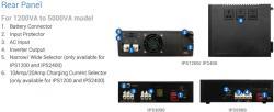 Prolink IPS1200 1200VA Inverter