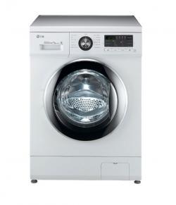 LG Front Loading Washing Machine (WD-1480TDT) - 8 kg