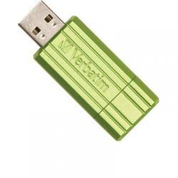Verbatim Store'n'Go Pinstripe USB Drive 8GB (Eucalyptus Green)