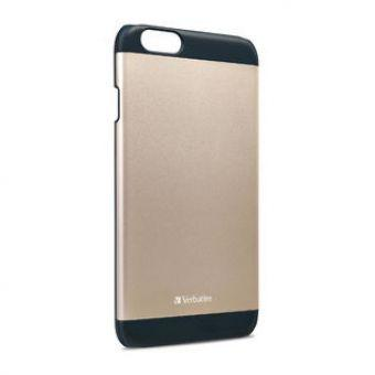 Verbatim iPhone 6 Plus Aluminium Case - Black, Gold, Silve