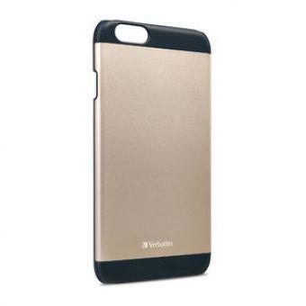 Verbatim iPhone 6 Plus Aluminium Case - Black, Gold, Silve