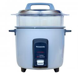Panasonic Rice cooker (SR-Y22FHS (B/S)) -Teflon pan + steamer