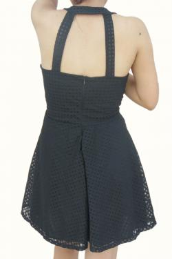 Black Casual One Piece