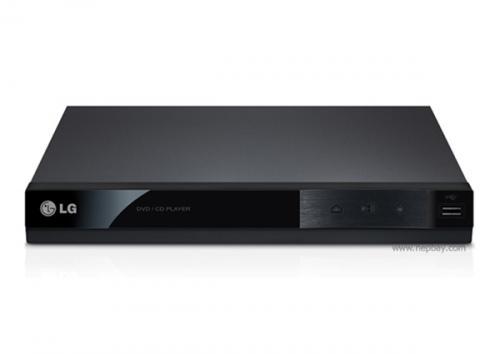 LG DVD Player (DP-126) - 5.1 Ch