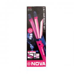 Nova 2 in 1 Hair Beauty Set (BI-HS-002)