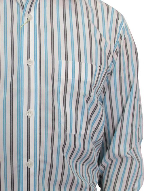 50s Compact Cotton Regular Fit Shirts For Men - (B0005)