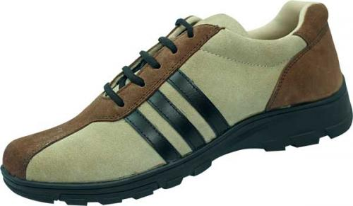 Brown Colored Sports Shoes (SS-M104)