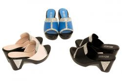 Zita Ladies Heeled Sandal - (SAH-009)