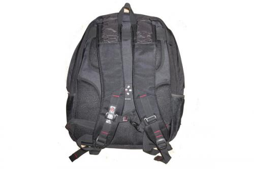 Power in Eaves Laptop Bag with Folding