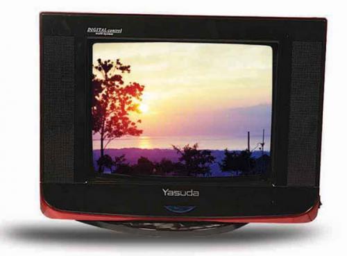 Yasuda Color TV (YS-14A7)
