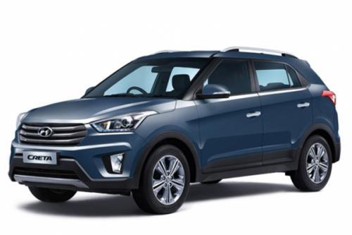 Hyundai Creta SX + Petrol - (SX-PETROL)
