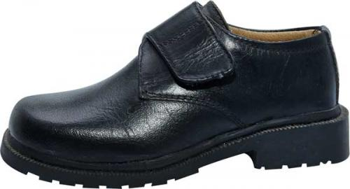 Black School Shoe (SS-M732) - Available All Size