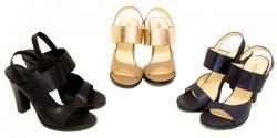 Orlane Ladies High Heel Sandal - (SAH-004)