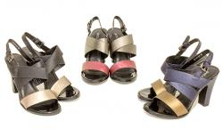 Ortensia Ladies High Heel Sandal - (SAH-002)