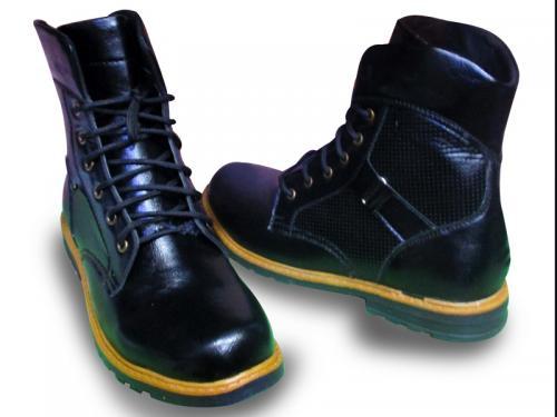 Mens Boot Brown,Black - (TK-864)