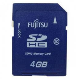 SDHC Card 4GB