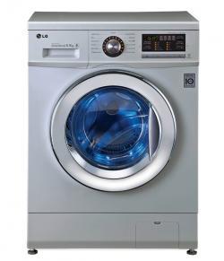 LG Front Loading Washing Machine (F-1296WDL24) - 6.5 KG