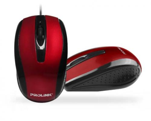 Prolink USB Wired Optical Sensor Mouse PMO629U