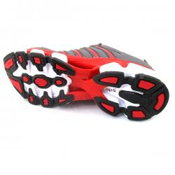 Red & Grey Sport Shoes for Men - (SS-012)