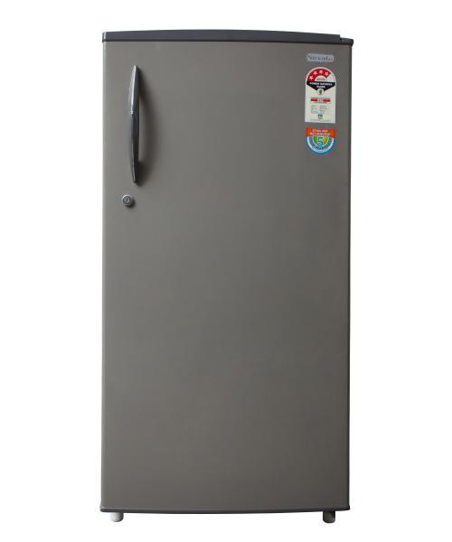 Yasuda Refrigerator (YVDR150SG) Silky Grey - 150Ltr