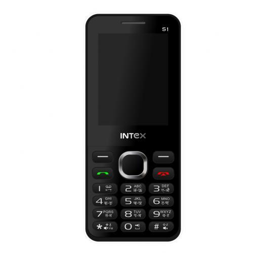 Intex Turbo S1 White Black