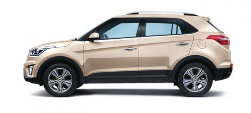 Hyundai Creta SX+ A/T - (SX-AT)